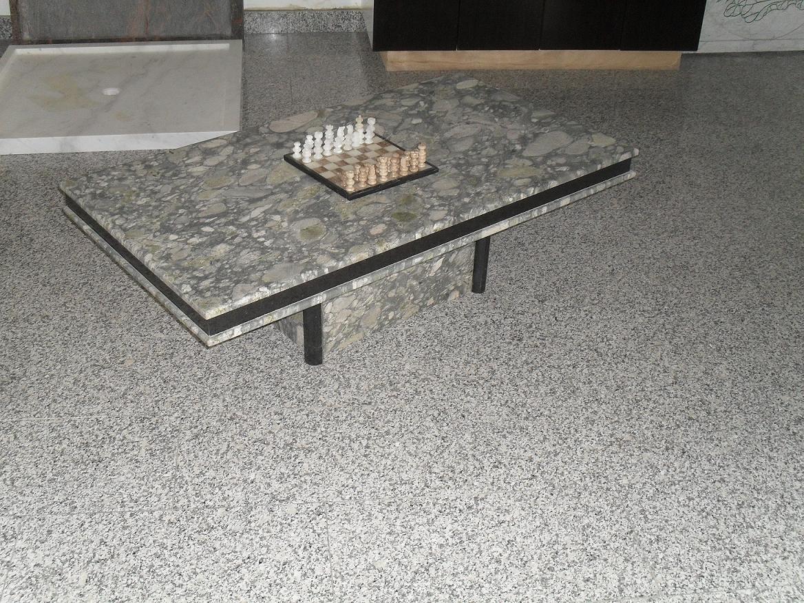 Tables basses de salon en granit discount belfort alsace 90 for Table exterieur granit