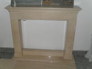 chemin e de style en marbre pierre granit pas ch re belfort. Black Bedroom Furniture Sets. Home Design Ideas